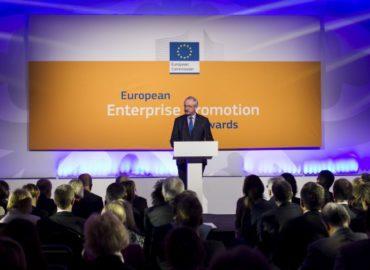Il ministero dello sviluppo economico promuove il premio europeo per la promozione d'impresa